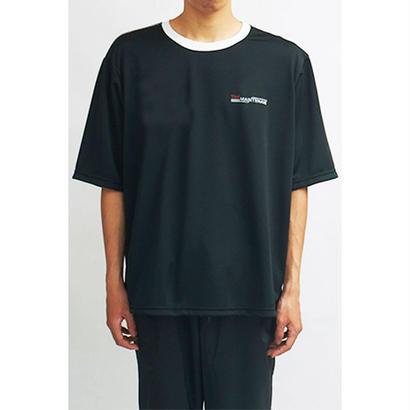 MAINTENANT TOKYO / NEW UNIFORM SHORT SLEEVE SHIRT (MT-318801) COL: BLACK