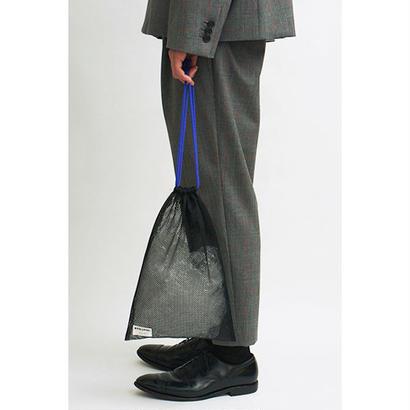 MAINTENANT TOKYO / DRAWSTRING BAG (MT-518801) COL:BLACK