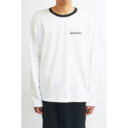 MAINTENANT TOKYO / NEW UNIFORM LONG SLEEVE SHIRT (MT-318802) COL: WHITE
