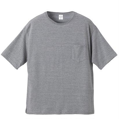 United Athle ビッグTシャツ ミックスグレー