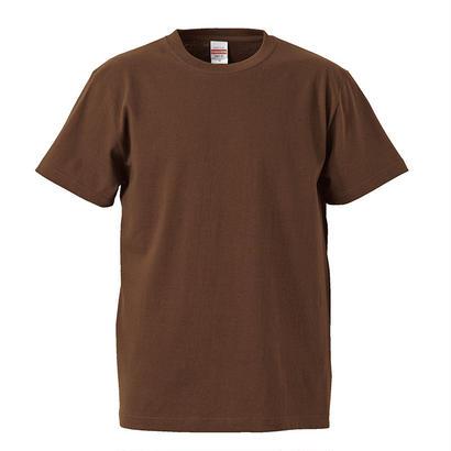United Athle ベーシックTシャツ ダークブラウン
