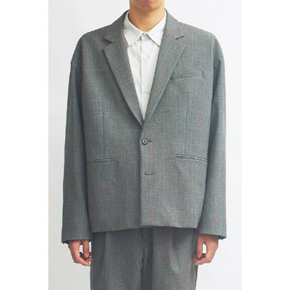 MAINTENANT TOKYO / NEW RELAXED BLAZER (MT-718801) COL:GRAY
