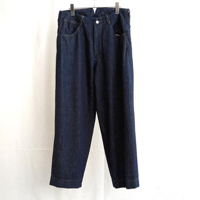 URU TOKYO / WORK PANTS COL:INDIGO(ONE WASH)