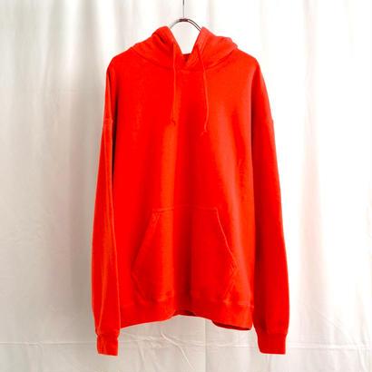 URU TOKYO / HOODED SWEAT COL:RED