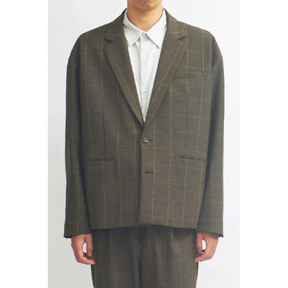 MAINTENANT TOKYO / NEW RELAXED BLAZER (MT-718801) COL:BROWN