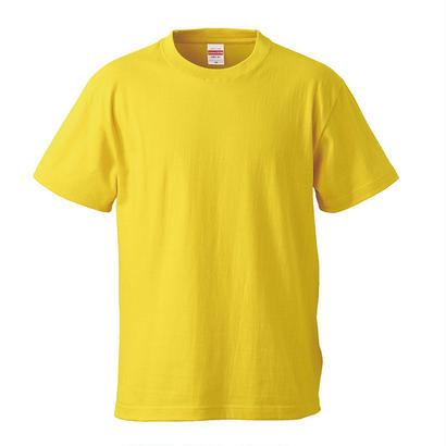 United Athle ベーシックTシャツ カナリアイエロー