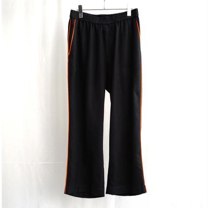 URU TOKYO / PIPING PANTS COL:D.NAVY