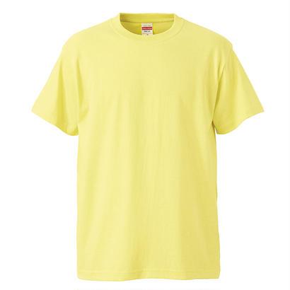 United Athle ベーシックTシャツ ライトイエロー