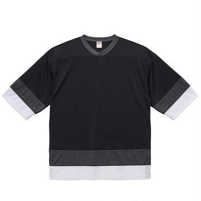 United Athle ホッケーTシャツ ブラック/ガンメタル/ホワイト