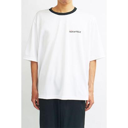MAINTENANT TOKYO / NEW UNIFORM SHORT SLEEVE SHIRT (MT-318801) COL: WHITE
