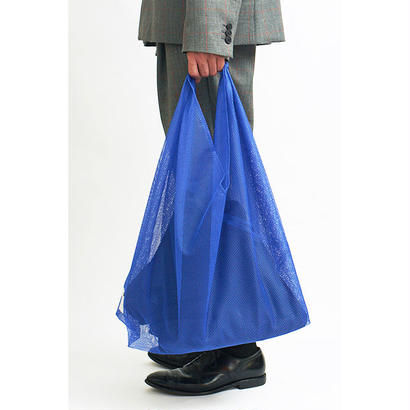 MAINTENANT TOKYO / SQUARE BAG (MT-518802) COL:BLUE