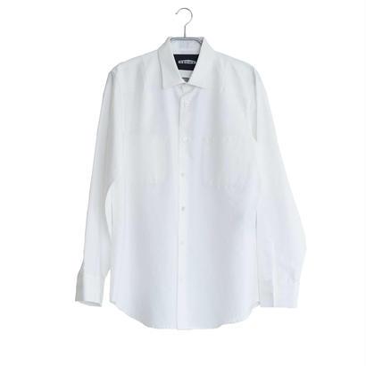 ラインシャツ・メンズ / col.WT