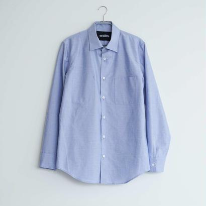 ラインシャツ・メンズ / col.BL