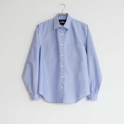 ラインシャツ・レディース /col.BL