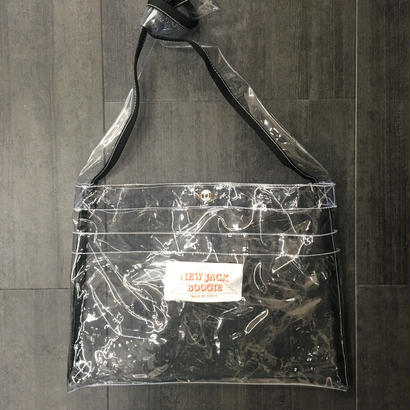 NEW JACK BOOGIE VINYL MUSETTE CLEAR