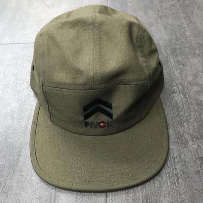 PNCK ICON 5 PANEL CAP OLIVE