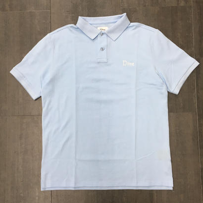 DIME POLO SHIRTS LIGHT BLUE