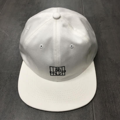 LURK NYC BAIL BONDS CAP WHITE