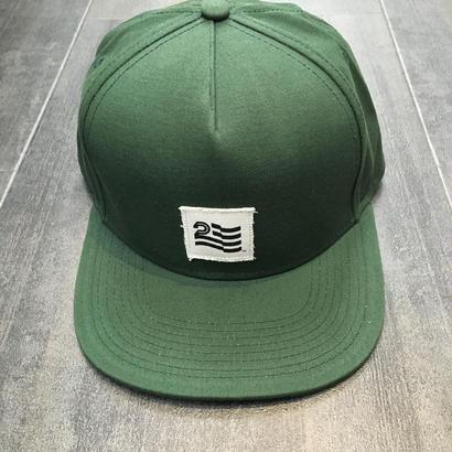POLITIC FLAG CAP GREEN