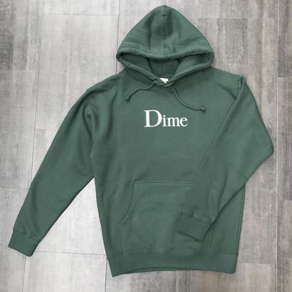 DIME CLASSIC HOODIE GREEN