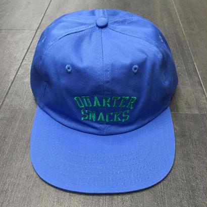 QUARTERSNACKS CLASSIC ARCH CAP  OCEAN BLUE