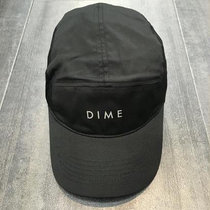 DIME 5 PANEL HAT BLACK