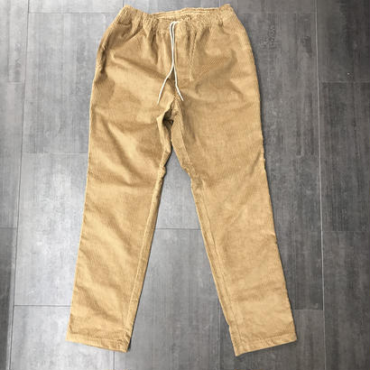 STRAIIIGHT EZ PANTS BEIGE