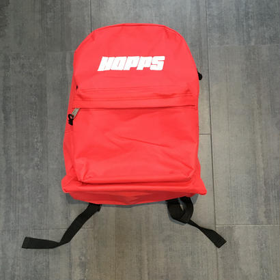 HOPPS BIGHOPPS BACKPACK RED