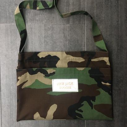 NEW JACK BOOGIE 80S WOODLAND MUSETTE