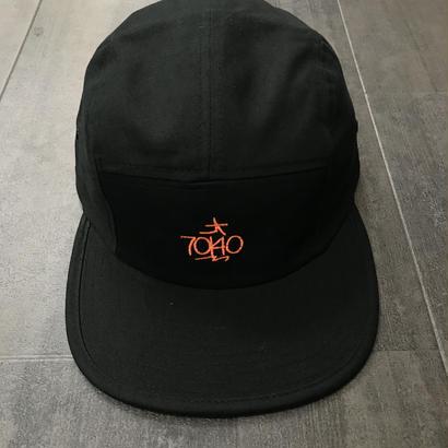 LEGALIZE 70140 CAMP CAP BLACK/ORANGE