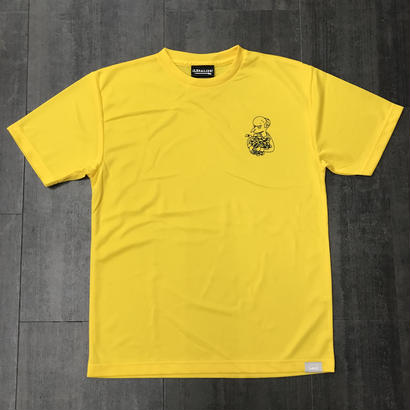 LEGALIZE M.I.M.B TEE YELLOW