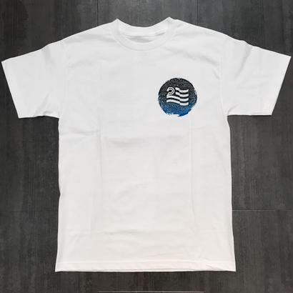 POLITIC STAMP TEE WHITE