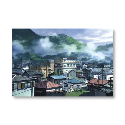 『惡の華』背景美術ポストカード #3