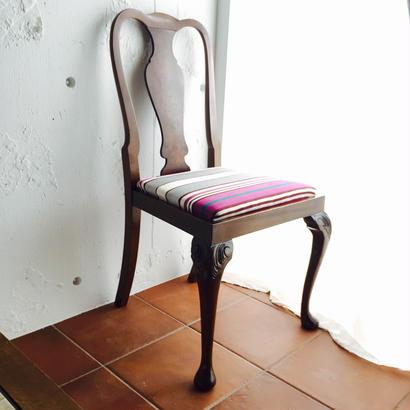 ブラウンラビットの椅子 ~1940's 英国アンティーク オークチェア~