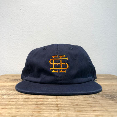 SEE SEE  LOGO CAP NAVY STUDY SHOWROOM STORE 限定カラー(N)