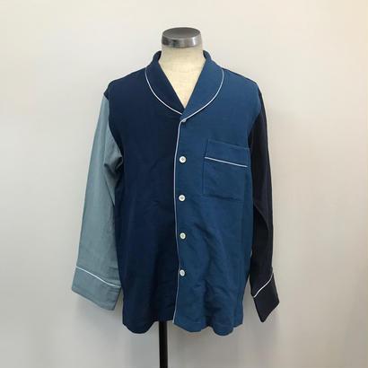 ChahChah チャーチャー CC Shawl Shirts Blue【CC18-S10】(N)