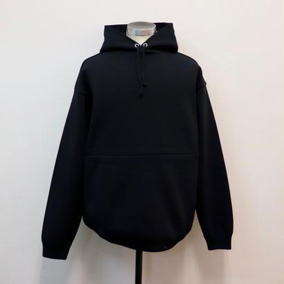 CREPUSCULE クレプスキュール milano rib parka Black【1901-003】(N)
