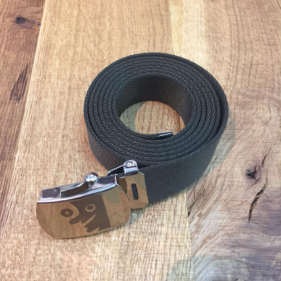 ITTI イッチ BAGBOY GASHA BELT-25mm Khaki GOODS-001A(N)