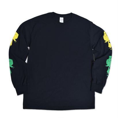 TEN BOX × VIRGIL NORMAL L/S T BLACK