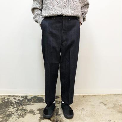 UNITUS(ユナイタス) SS18 Center Darts Pants (Denim)  Indigo【UTSSS18-P03】(N)