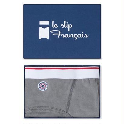 LE SLIP FRANÇAIS(ルスリップフランセ) Cotton Briefs  【Grey】
