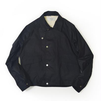 UNITUS(ユナイタス) FW17 Wading Jacket Black (Wax Cotton)【UTSFW17-J06】(N)