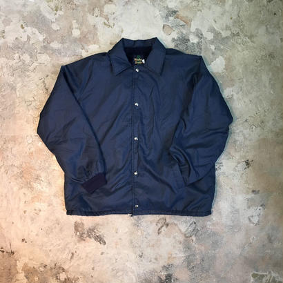 【PIGU HOUSE  VINTAGE】 コーチジャケット Weather Breaker MADE IN USA NAVY 【No,82】