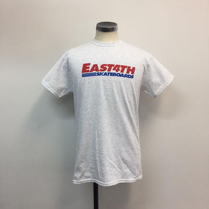 (C)EAST 4TH LOGO TEE(Ash)