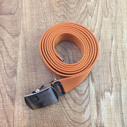 ITTI イッチ BAGBOY GASHA BELT-25mm Orange GOODS-001A(N)