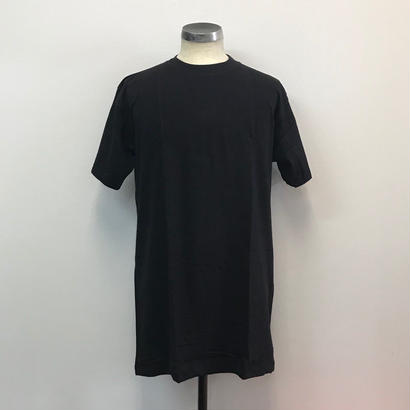 【PIGU HOUSE】【Kenzai.Depot】 COTTON NET SUPREME TEE BLACK