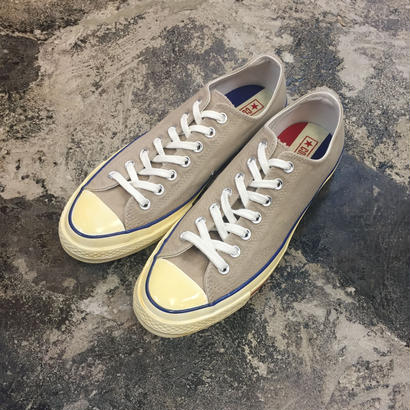 CONVERSE  コンバース  CHUCK TAYLOR ALL STAR '70-OX  VINTAGE KHAKI/BLUE/RED 159568C  CT70 (N)