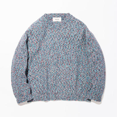 UNITUS(ユナイタス) SS17 Marble Knit Blue Marble
