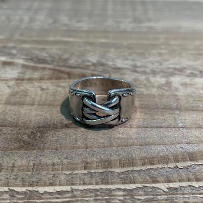 Hermès Vintage(エルメス ヴィンテージ)  Sterling Silver Ring【VH14】(N)