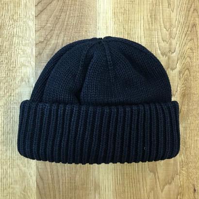 CREPUSCULE クレプスキュール knit cap 1 1803-013  Black(N)